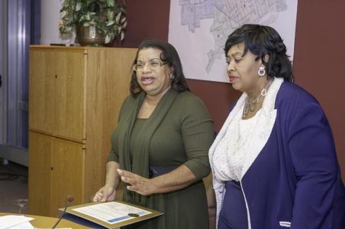 Council Dorma Remarks